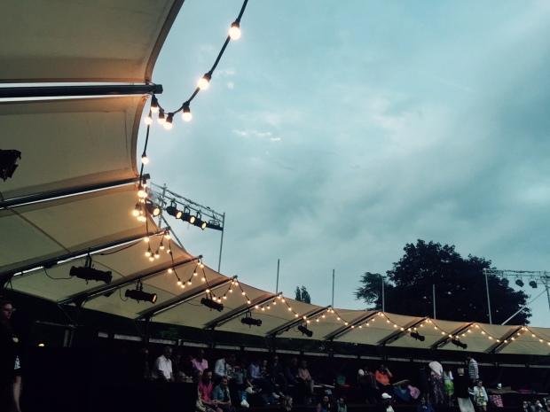 Grosvenor Park Outdoor Theatre Photo: Angela Ferguson