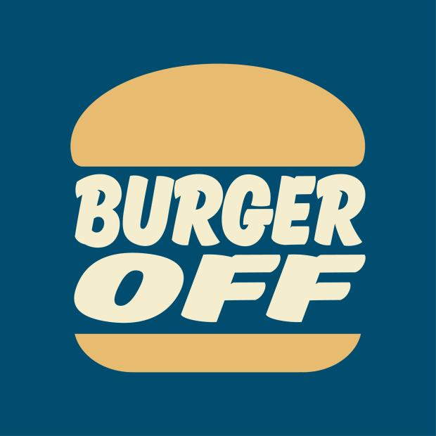 Kash Tap Rooms's BurgerOff logo