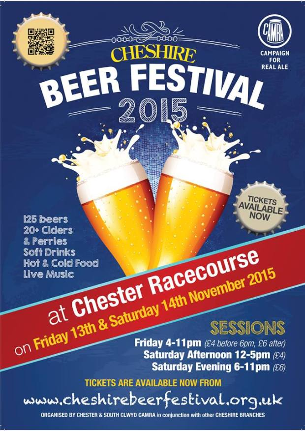 Cheshire Beer Festival 2015