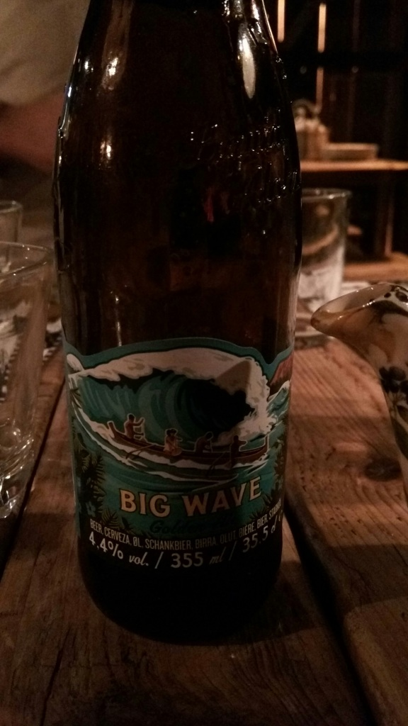 Big Wave bottle