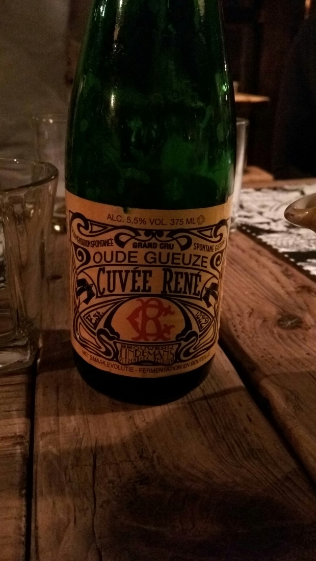 Levée René bottle