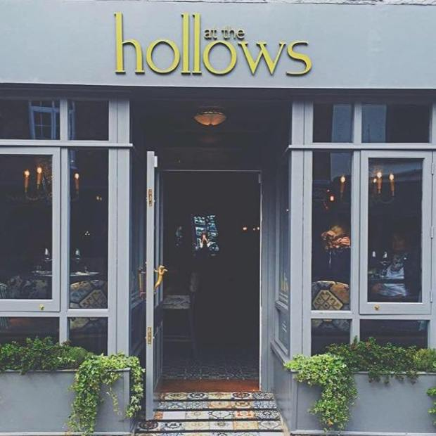 The Hollows front