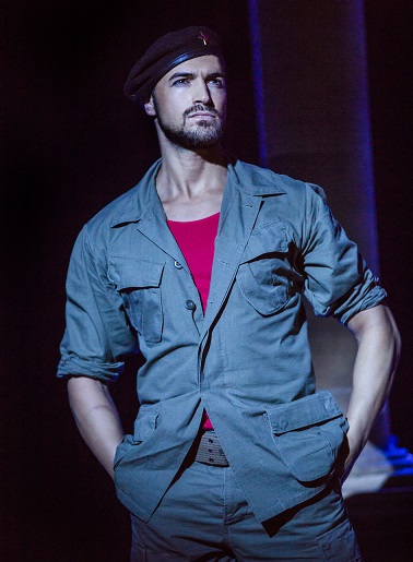 Gian Marco Schiaretti as Che in Evita - Pamela Raith Photography (002) small
