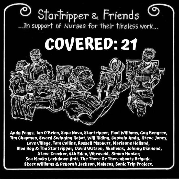 Artwork for the Covered:19 album